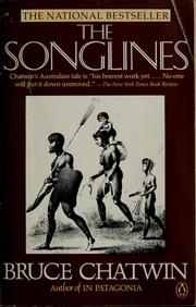 Cover of: The Songlines