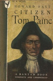 Cover of: Citizen Tom Paine