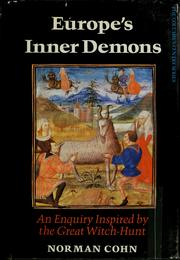 Cover of: Europe's inner demons