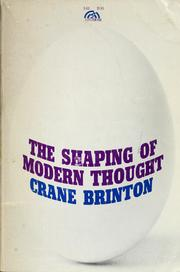 Cover of: The shaping of the modern mind