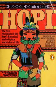 Cover of: Book of the Hopi