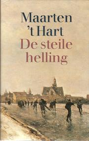 Cover of: De steile helling