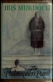 Cover of: The philosopher's pupil