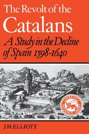 Cover of: The revolt of the Catalans