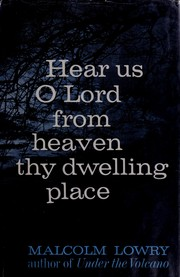 Cover of: Hear us O Lord from heaven thy dwelling place