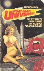 Cover of: What Mad Universe