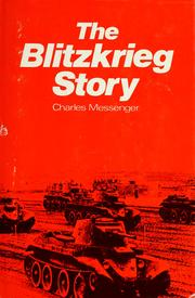 Cover of: The blitzkrieg story
