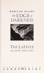 Cover of: The edge of darkness
