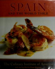 Cover of: Spain and the world table