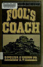 Cover of: Fool's Coach