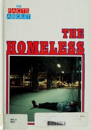 Cover of: The homeless