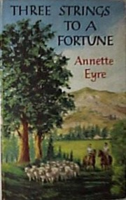 Cover of: Three strings to a fortune