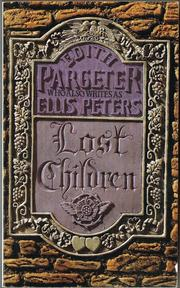 Cover of: Lost children
