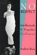 Cover of: No respect