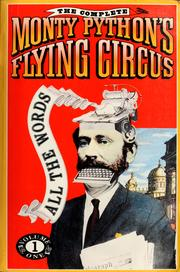 Cover of: The complete Monty Python's flying circus
