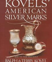 Cover of: Kovels' American silver marks