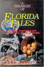 Cover of: A treasury of Florida tales