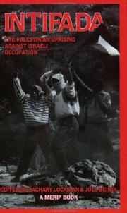 Cover of: Intifada