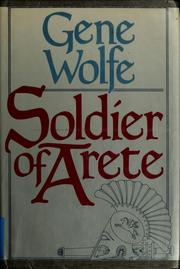 Cover of: Soldier of Arete