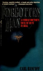 Cover of: A Forgotten Man