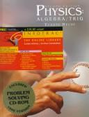 Cover of: 1998 problem solving and text enrichment for Hecht's Physics: Algebra/Trig, 2nd edition [computer file]