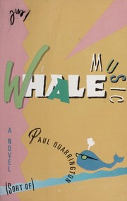 Cover of: Whale music