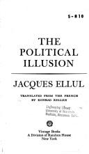 Cover of: The political illusion