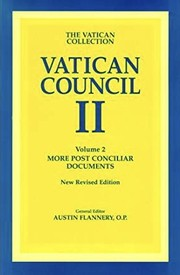 Cover of: Vatican Council II