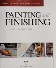 Cover of: Painting and finishing