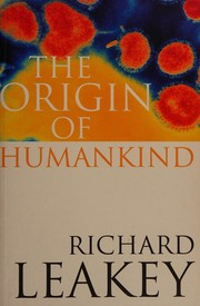 Cover of: The origin of humankind