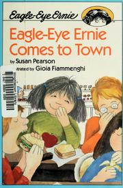 Cover of: Eagle-eye Ernie comes to town