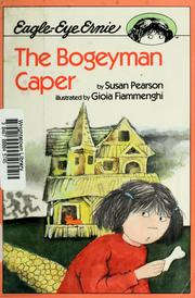 Cover of: The bogeyman caper