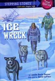 Cover of: Ice Wreck: the true story of Shackleton