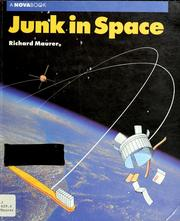 Cover of: Junk in space