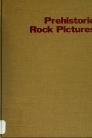 Cover of: Prehistoric rock pictures in Europe and Africa