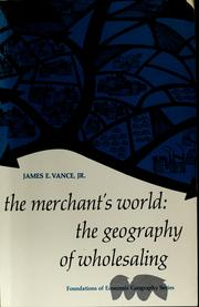 Cover of: The merchant's world
