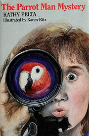 Cover of: The Parrot man mystery