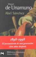 Cover of: Abel Sanchez