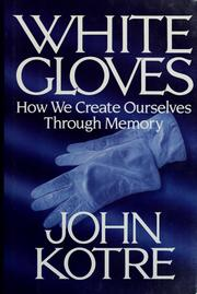 Cover of: White Gloves