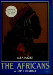 Cover of: The Africans