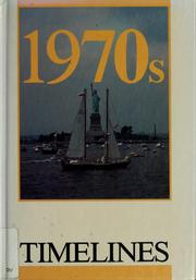 Cover of: 1970s