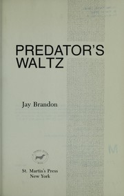 Cover of: Predator's waltz