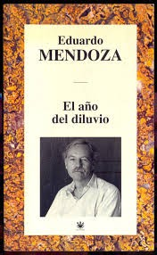Cover of: El año del diluvio