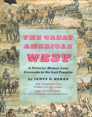 Cover of: The Great American West
