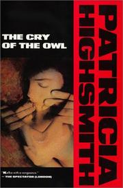 Cover of: The Cry of the Owl