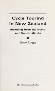 Cover of: Cycle touring in New Zealand