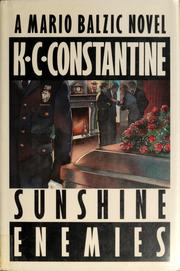 Cover of: Sunshine enemies