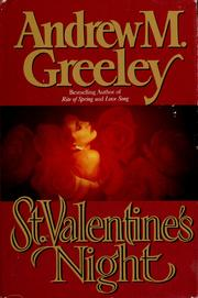 Cover of: St. Valentine's night