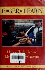 Cover of: Eager to learn