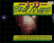 Cover of: 3-D star maps